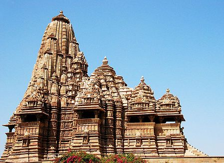 Kandariya Mahadev Temple, Kahjuraho - Madhya Pradesh, India
