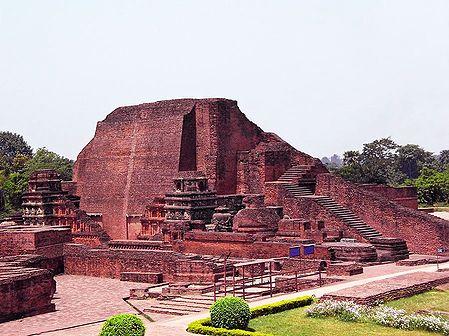 Nalanda University Ruins - Bihar, India
