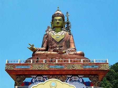 Guru Padmasambhava, Namchi Monastery - South Sikkim, India