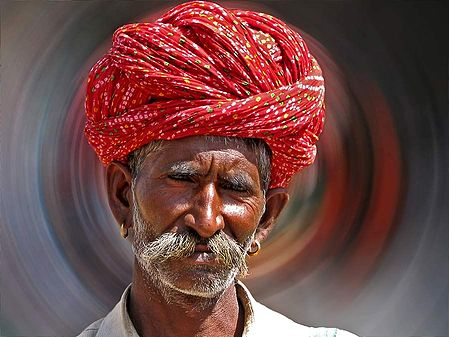 Rajasthani Musician from Jodhpur - Rajasthan, India