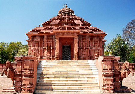 Sun Temple, Gwalior - Madhya Pradesh, India