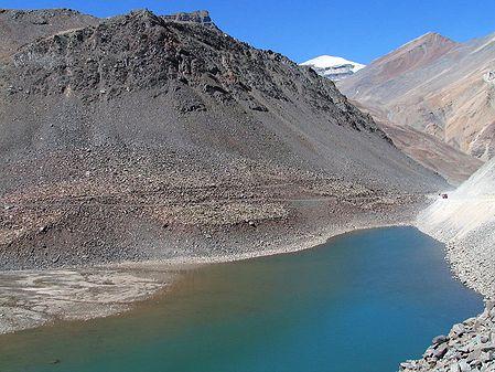 Suraj Tal, Lahaul and Spiti Valley - Himachal Pradesh, India