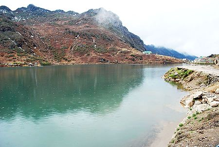 Tsongmo Lake, Gangtok - East Sikkim, India