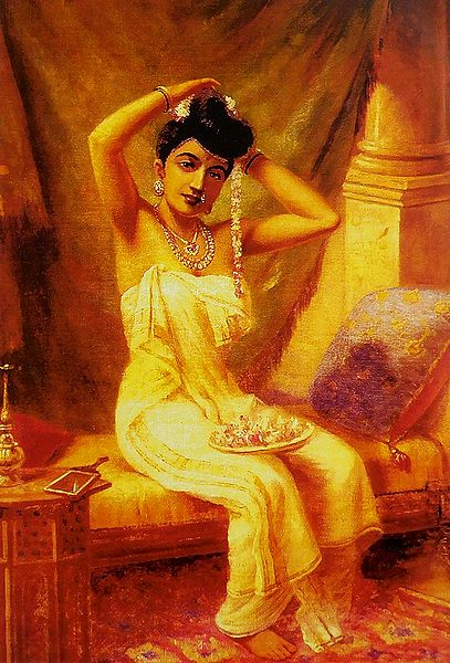 A Malaylee Lady