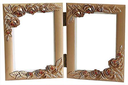 Acrylic Carved Photo Frame