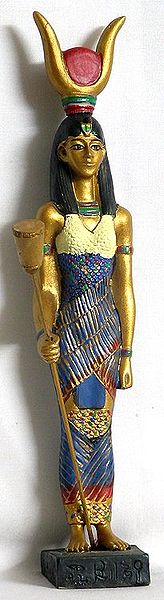 Hathor - Protective Goddess of Egypt