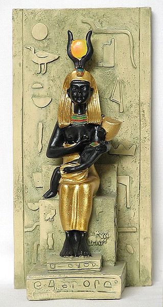 Isis - Goddess of Love of Egypt