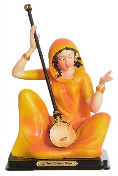 Meerabai - Great Devotee of Krishna