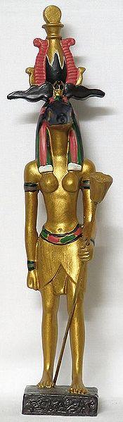 Osiris - Lord of the Underworld of Egypt