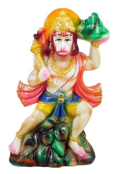 Hanuman - Devotee of Lord Rama