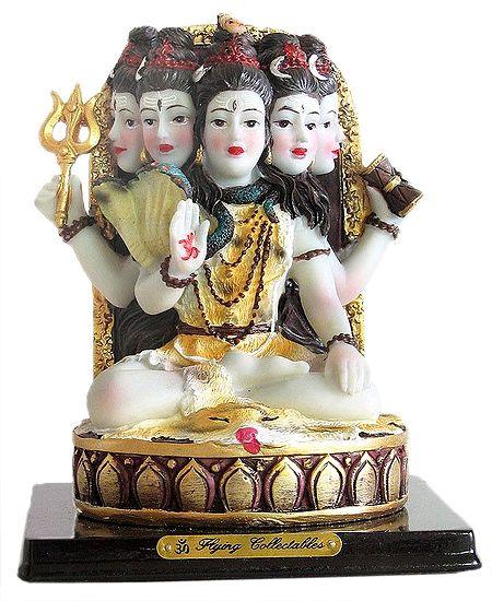Panchamukhi Shiva