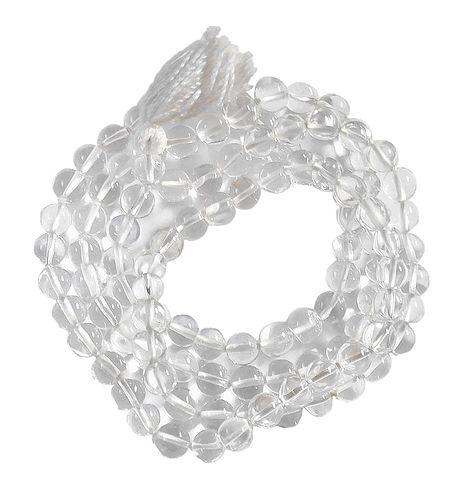 Crystal Beads Japamala