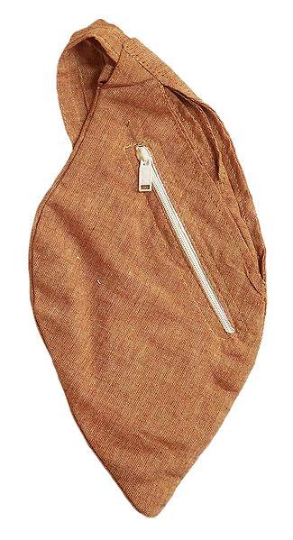 Light Brown Cotton Japamala Bag