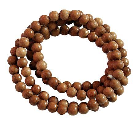 Sandalwood Beads Japamala