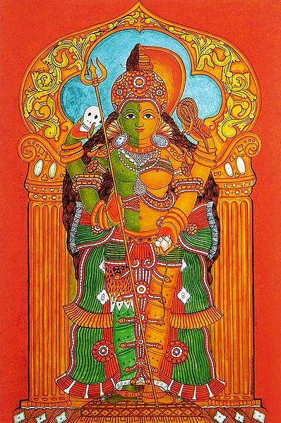 Ardhanarishwar - Shiva Shakti