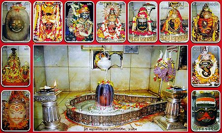 Different Sringars of Mahakaleshwar Jyotirlinga