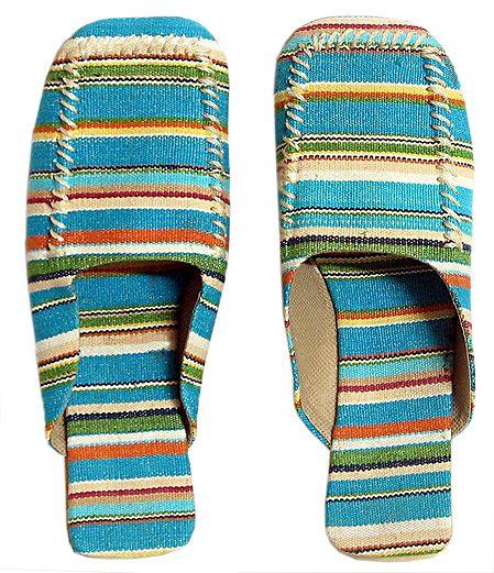 Colorful Ladies Footwear