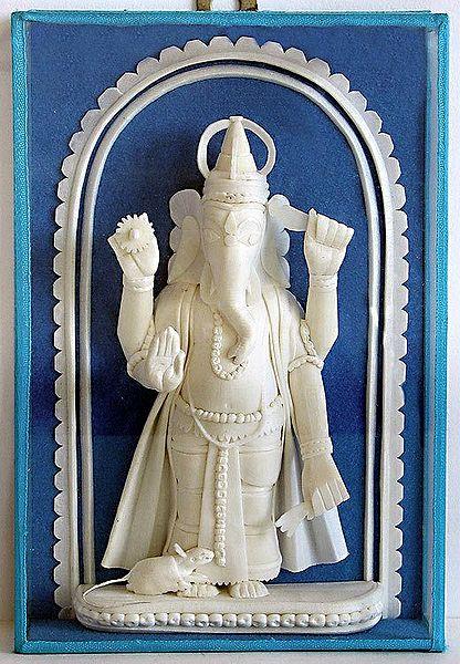 Lord Ganesha Wall Hanging