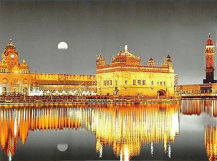 Harmandir Sahib of Amritsar