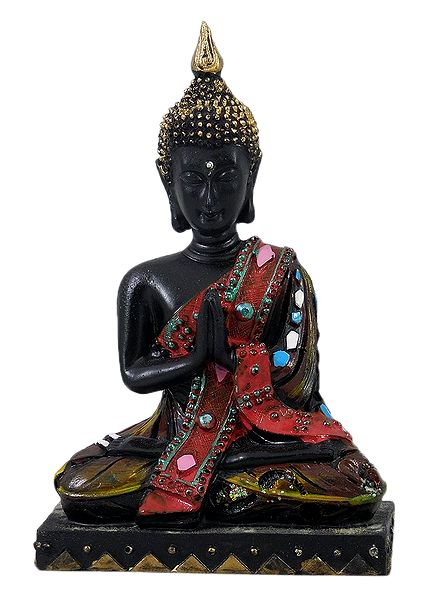 Buddha in Prayer Mudra