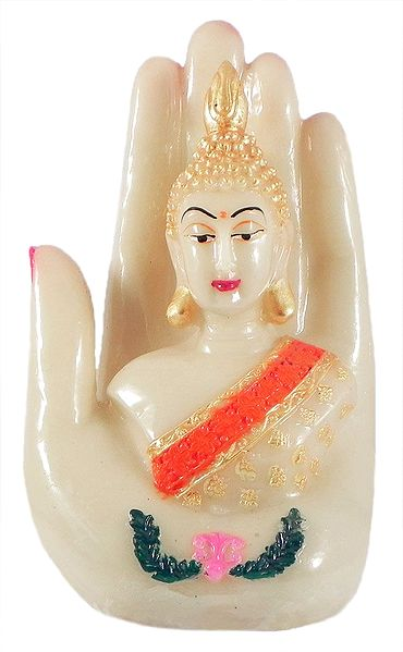 Buddha on Hand