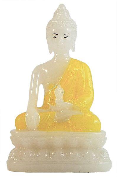 Buddha in Bhumi Sparsha Mudra
