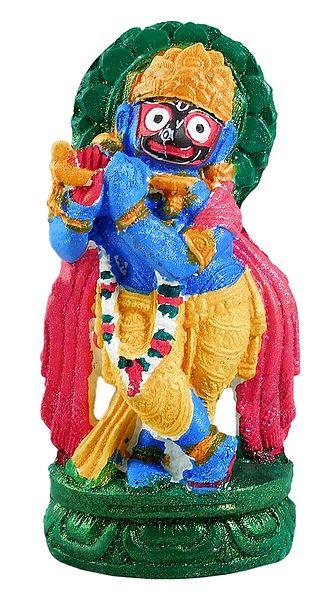 Jagannathdev as Krishna