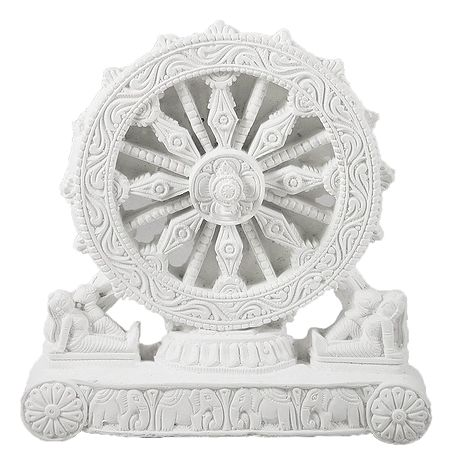 Chariot Wheel of Konark Temple