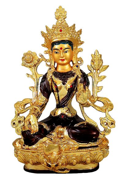 White Tara - The Mother of all Buddhas