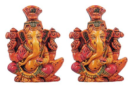 Set of 2 Vinayak
