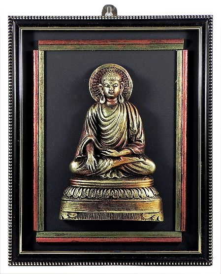 Lord Buddha - Wall Hanging