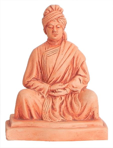 Swami Vivekananda in Meditation