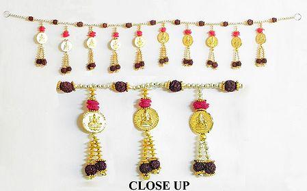 Bead Door Toran - (Decorative Door Hanging)