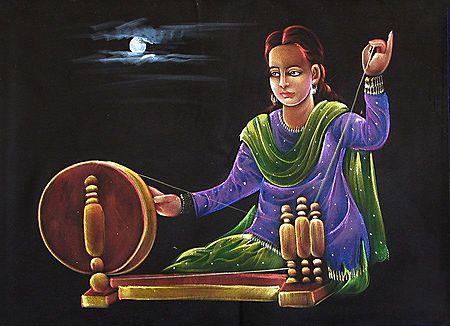 Charkha Weaver