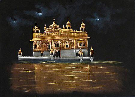 Golden Temple of Amritsar