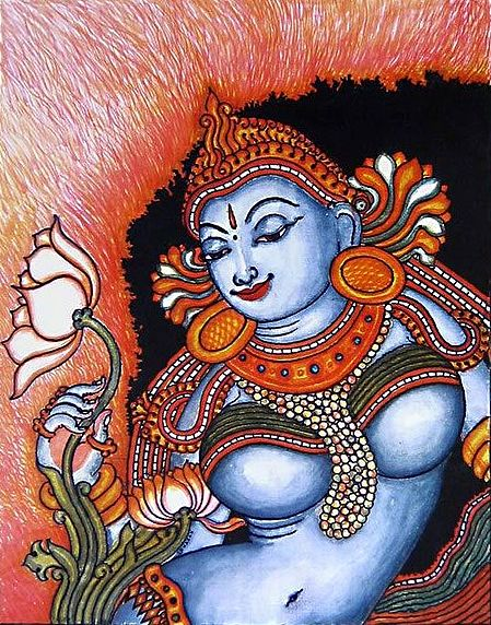 Mohini - A Female Form of Vishnu