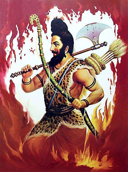 Parashurama - Incarnation of Vishnu