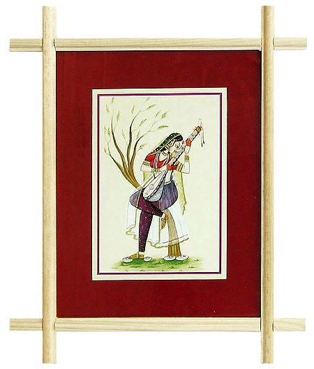 Ragini - Wall Hanging Picture