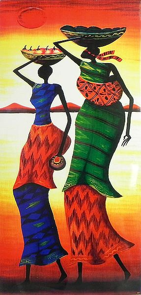 Two African Women