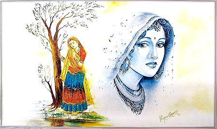Rajasthani Beauty