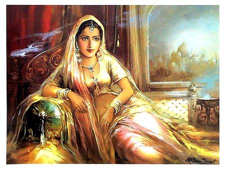 Rajput Beauty