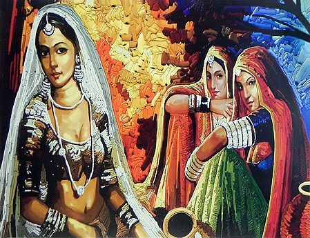 Rajasthani Beauties