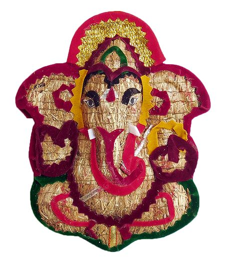 Lord Gajanan - Wall Hanging