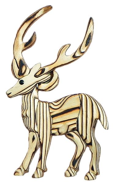 Deer -  Wall Hanging