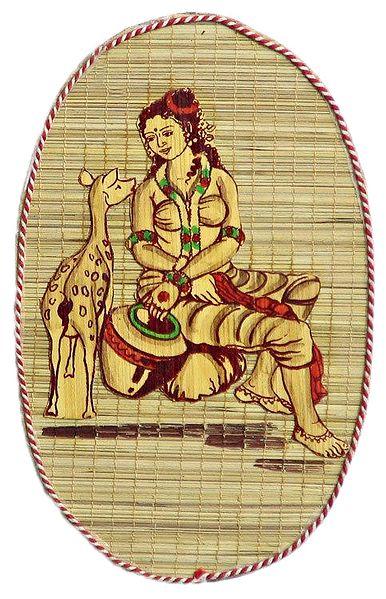 Shakuntala - Wall Hanging