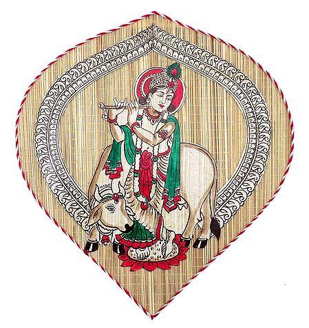 Murlidhar Krishna - Wall Hanging