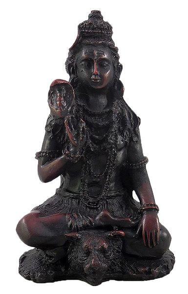 Lord Shiva - Stone Dust Statue