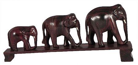 3 Elephants in a Row