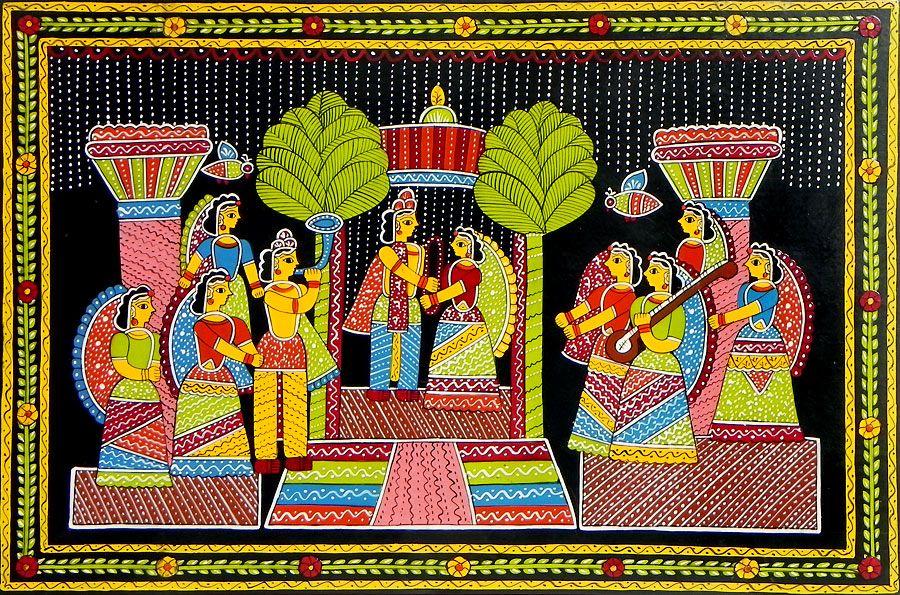 Royal Indian Wedding -...