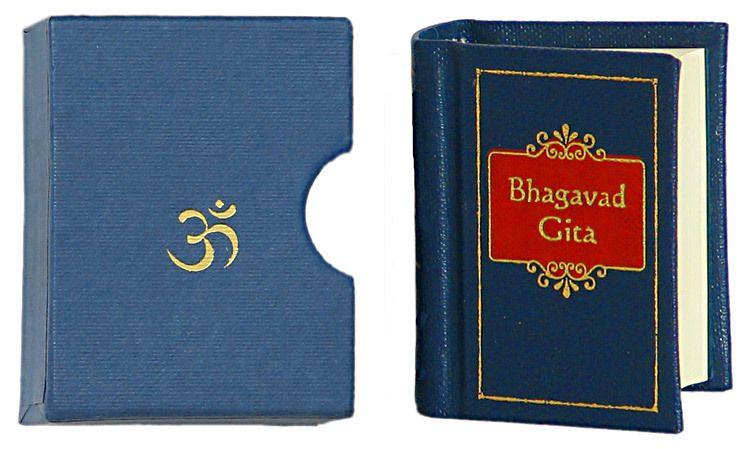 Bhagavad Gita Book English